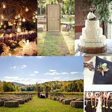 rustic outdoor wedding decoration ideas decor and design 5 photos