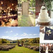rustic outdoor wedding decoration ideas decor and design 5 photos