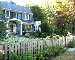 Backyard Fence Ideas Pictures Front Yard Fence Landscaping Ideas Fence Gallery
