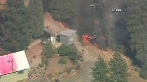 Wildfires California September 2015 two wildfires burning in tuolumne county prompt evacuations