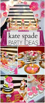theme ideas 144 best kate spade party ideas images on birthday