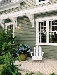 Exterior House Paint Design - exterior color of the week 6 ways with sage green decor ideas