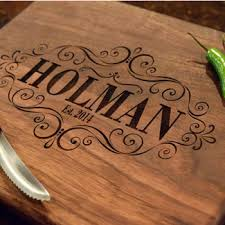 wedding cutting board customized cutting boards