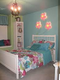 bedroom cute pink color floral bedroom ideas for teenage girls full size of bedroom sparkling flower wall decor for cute bedroom ideas with blue wall color