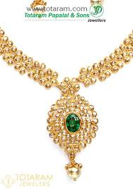 diamonds gold necklace images 22k gold necklace drop earrings set with uncut diamonds 235 jpg