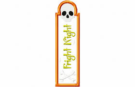 halloween bookmarks in the hoop halloween bookmarks embroidery super deal