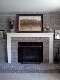 brick fireplace makeovers home decorating interior design bath