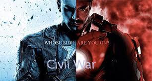civial war love usa
