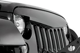 jeep bumper grill angry eyes replacement grille for 2007 2017 jeep wrangler jk