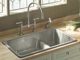 White Undermount Kitchen Sink Kitchen Cast Iron Kitchen Sinks With 34 Cast Iron Kitchen Sinks