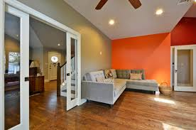 gorgeous 25 orange wall paint decorating inspiration of paint