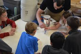 pullman 4 h rockets and robots visits aiaa lab hydrogen