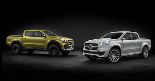 mercedes truck mercedes x class 2018 launch event live price specs and design