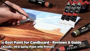what is the best paint to use on oak kitchen cabinets 10 best paint for cardboard reviews ultimate guide