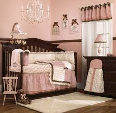 Pink Brown Crib Bedding Cocalo Baby S Pink And Brown Crib Bedding 8