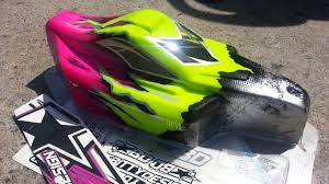 custom painted motocross helmets root custom body paint from thailand r c tech forums