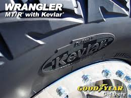 Goodyear Wrangler Off Road Tires Goodyear Introduces Tougher Wrangler Off Road Tire Now With