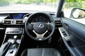 lexus sport car interior lexus is 250 f sport 1 auto express