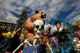 halloween zombies movies changing mexico u0027s day of the dead wtop