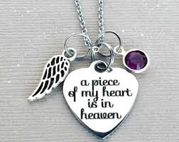 memorial jewelry remembrance jewelry etsy