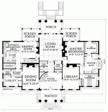 classical style house plan 5 beds 6 00 baths 10735 sqft southern