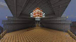 Glowstone Chandelier Turns Out Window Panes Make Great Chandeliers Minecraft