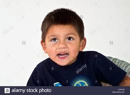 4 5 year hispanic boy portrait mr myrleen pearson stock