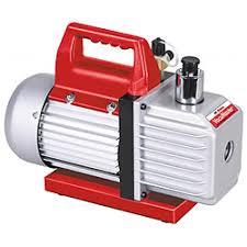Vaccum Purger Vacumaster 118 Lpm Vacuum Pump 220v 50hz Robinair