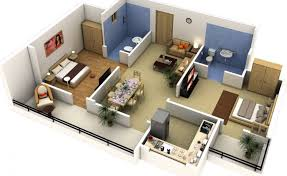 1 Bedroom Flat Interior Design How To Convert An Apartment Turn A 1 Bedroom Into A 2 Bedroom