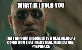 Bipolar Meme - meme disagreeable faces