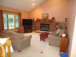 family room that is open to kitchen color ideas furniture