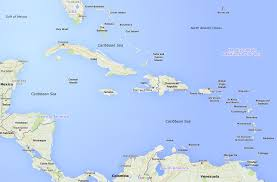 carribbean map caribbean map including all islands and with links to individual