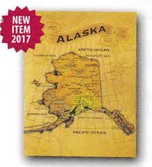 alaska photo album alaska embossed 192 photo album