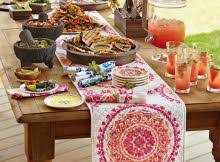 Serape Table Runner Table Top Table Covers Depot