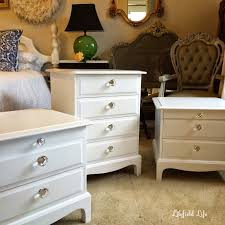 White Painted Bedroom Furniture Lilyfield Life White Painted Furniture Before And After Photos