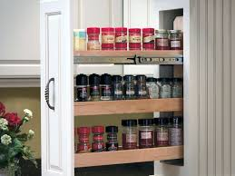 Narrow Pull Out Spice Rack 12 Best Pull Out Spice Racks Images On Pinterest Kitchen Ideas