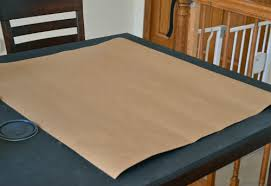 brown wrapping paper chalkboard wrapping paper