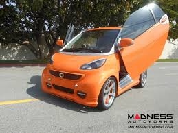smart car kits lamborghini for sale smart car vertical lambo door kit 451 model 2007 on