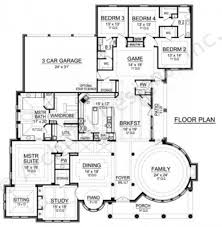 gray stone ranch house plans luxury house plans