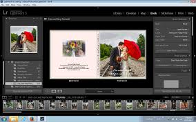 wedding album software create a stunning wedding album blurb book using lightroom s book
