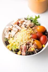 Salad Main Dish - mexican cobb salad boulder locavore
