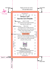 Bleed For Business Cards Design Templates Print U0026 Copy Factory Pcfwebsolutions