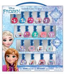 disney frozen 18 pc nail polish