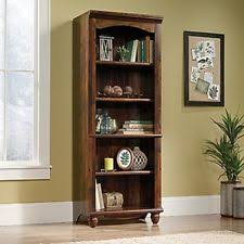 sauder particle board bookcases ebay