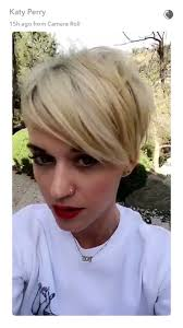 pixie haircut stories katy perry now has an insanely cool undercut pixie haircut glamour