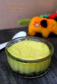 cuisiner pour bebe hachis parmentier pour bébé dès 8mois amandine cooking