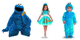Cookie Monster Halloween Costume Adults Ladies Halloween Costumes Ideas Princess Witch List