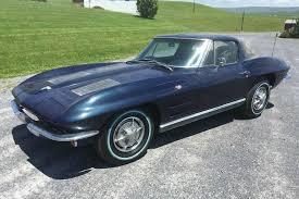 1963 split window corvette for sale 1963 chevrolet corvette split window barn find should clean up nicely