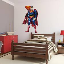 Superman Room Decor by Sticker For Kids Room Picture More Detailed Picture About 2017