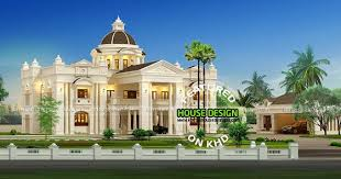mansion design luxurious mansion home in kerala homes design plans